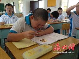 在特殊教育学校从刷牙学起海口文明网