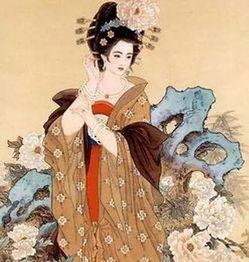 个污点被文人们无限放大.玄宗宠爱杨贵妃之事,经过文人之笔的渲染...