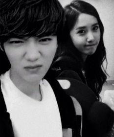 鹿晗EXO离队前曾曝出和少女时代允儿结婚照片