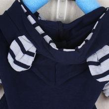 童装男女童春秋装2013新款宝宝连帽卡通小童01234岁全棉两件套装