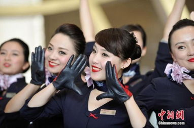 沈阳空姐快闪舞热辣诱惑 盘点各地机场美艳空姐曼妙舞姿 图
