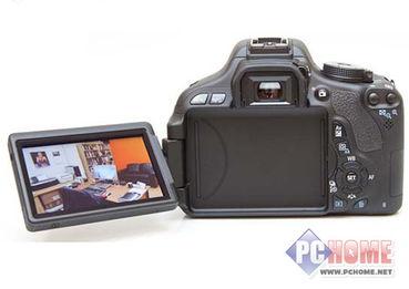 新手最佳选择 佳能600D入门单反相机