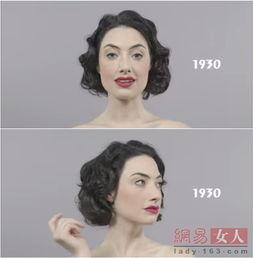 自信的女人最美丽,看那女王范-11张图带你遍览100年来女性审美变化