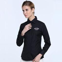 boatheface-GOOD FUTURE BHXS03W06 BOATHOUSE 女式黑色衬衫