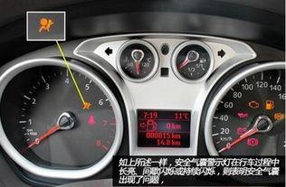 ...保养 解读汽车仪表盘常见故障灯