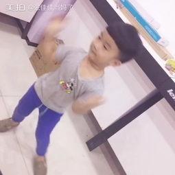 张佳佳当妈了的美拍