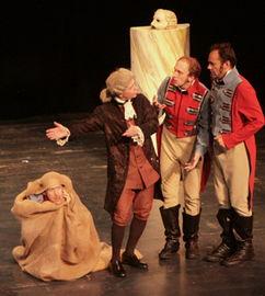 莎士比亚四大经典喜剧之一 无事生非 亮相江城