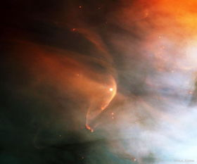 猎户座LL 当宇宙风碰撞 -鎷掔粷