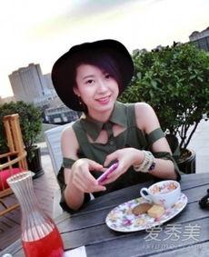陶喆出轨门女主杨子晴私照 短发还挺酷