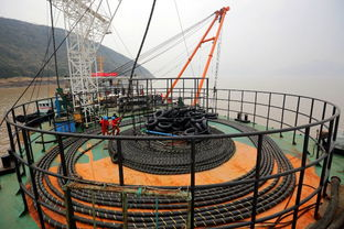 关于海底电缆的一些基本知识