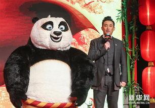 2015工口动漫网-...厂与美国梦工厂动画联合拍摄,讲述了功夫熊猫阿宝与失散已久的亲...