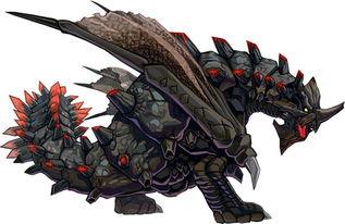 暗物记-怪物猎人开拓记   黑铠龙 怪物猎人开拓记怪物资料 下面就来看看怪物猎...