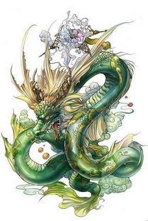 凶狠的意味.在西方的神话和传说中,龙通常