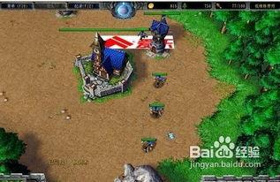 魔兽争霸兽族的非常规战术