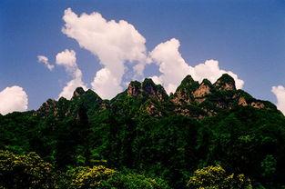 宝鸡吴山-避暑好地方 陕西山洞大盘点