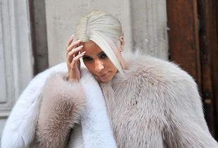 金发变白发染后掉色不光是洗的问题