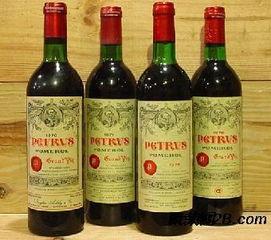 96年奥比昂回收价格多少钱 回收96年奥比昂红酒实时报价