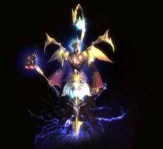 骨仗、万神之光不再是我们挑战玩... 更高的攻击力,更酷的外表,更强...