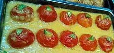11、华南农业大学:鸡蛋蒸番茄-高校食堂奇葩菜盘点 瞎炒乱炖