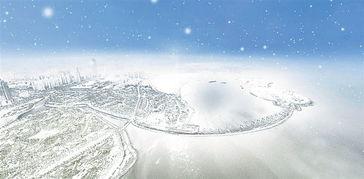 冰冷,甚至是降雪的记录,不难在方志中找到,明清海南先