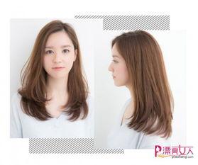 7款方脸适合的发型
