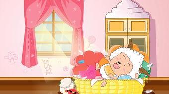 喜洋洋与灰太狼哈哈大笑图片 第1页 卡通图片 优优美图