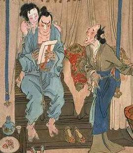 美女是与西门庆做爱最频繁的女性,小说中明写的就有二十多次,可见...