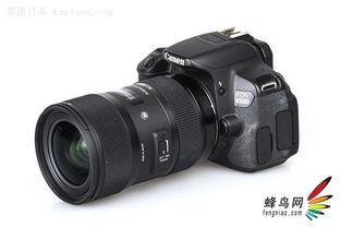 ...佳能 EOS 650D搭配-恒定F1.8大光圈变焦头 适马18 35首测