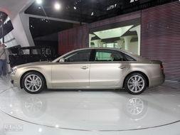 新一代奥迪A8L-93 140万元 奥迪新A8L明年2月正式上市