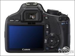 摄影新手入门首选 佳能 550D套机6200