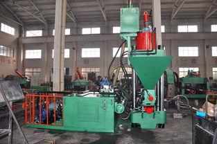 江阴天福Y83 4000型金属屑压块机