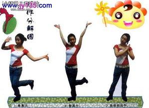 3 4岁幼儿舞蹈教案 表情歌 图