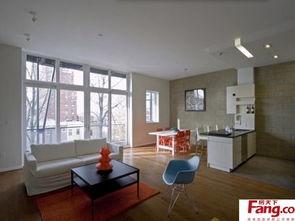 80平小户型装修 小客厅装修效果图-80平小三房装修 房天下装修效果图
