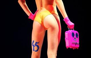 世界第一美臀大赛图,性感翘臀美女图片大全 2