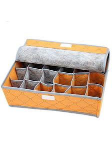 竹炭内衣袜子收纳盒整理盒