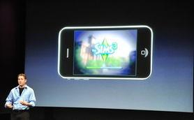 ...Phone版 模拟人生3 公布 支持3.0固件