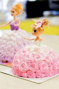 六一充满童趣可爱的造型蛋糕 唤起你的童心
