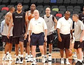 2003年NBA总决赛马刺先胜一场