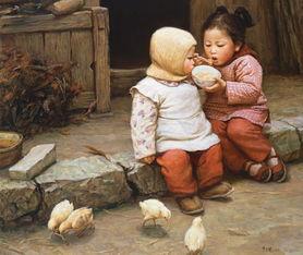 ...个年代,父母要干活,留下兄弟姐妹在家,大的照顾小的是非常普遍...