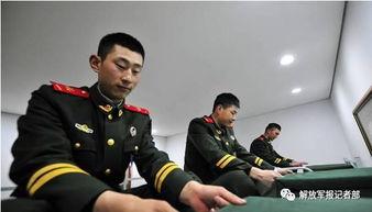 服务员傻眼了 武警兵哥宾馆里叠起 豆腐块