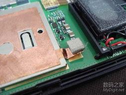 拆刷机黑屏的海尔HW N80W手机