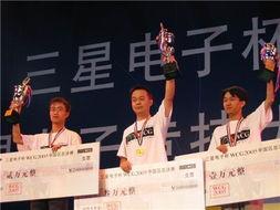 WCG夺冠以后PJ正式签约SKT T1韩国职业电子竞技俱乐部,成为中国...