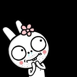 表情 凹凹表情之暴走系列 搞笑的小兔子凹凹表情图片大全 碧云轩 QQ...