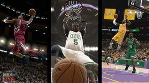 NBA2K系列精美的游戏画面-腾讯与Take Two签约 NBA 2K系列网游开...