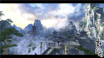 青云志 场景截图 宏观到微观探秘青云之美