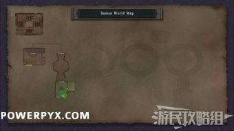 鬼武者重制版 各区域地图位置一览