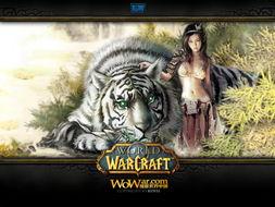 魔兽世界-键指江湖 优派巨魔部落黑魔剑游戏键盘试用