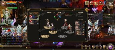 《亚瑟神剑》英雄布阵系统-30秒找页游 带英雄打群架 即时魔幻 亚瑟神...