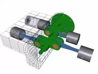 车发动机工作原理