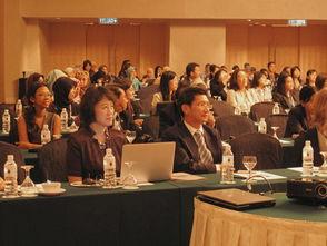 李若梅秘书长参加2012年世界女工程师大会